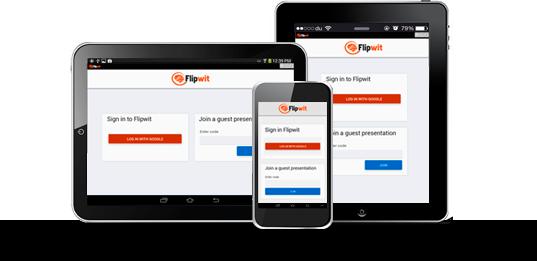 Flipwit para Mobile