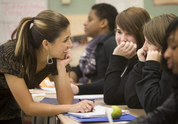 ¿Qué esperan los estudiantes de sus profesores?